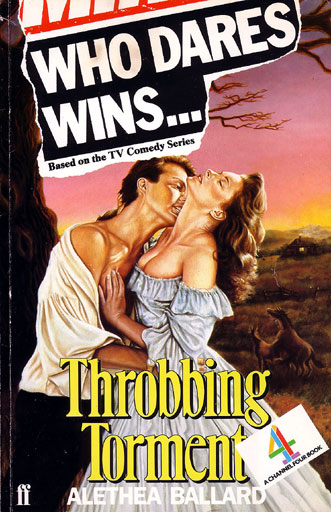 Who Dares Wins: Throbbing Torment: